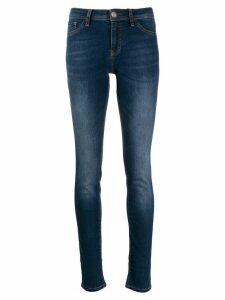 Philipp Plein classic skinny jeans - Blue