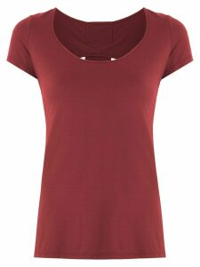 Track & Field Thermodry cut out T-shirt - Red