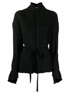 Roland Mouret Sparrow blouse - Black