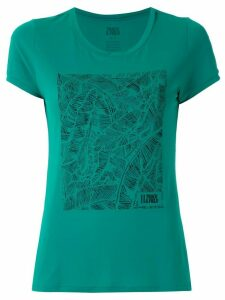 Track & Field Trópico printed T-shirt - Green