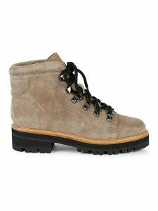 Mlissy Suede Hiking Boots