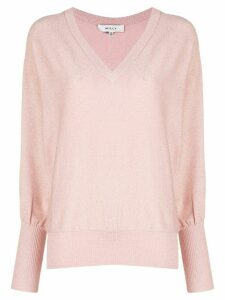 Milly V-neck jumper - PINK