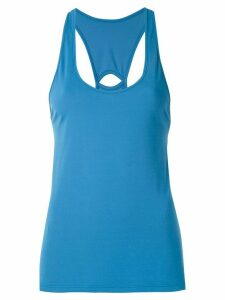 Track & Field Thermodry cut out tank top - Blue