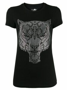 Plein Sport Tiger T-shirt - Black