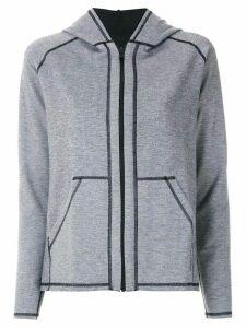 Track & Field Softmax Strech reversible jacket - Grey