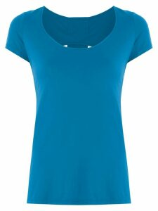 Track & Field Thermodry cut out T-shirt - Blue