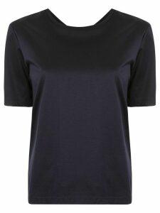 Dion Lee loop knot T-shirt - Black