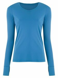 Track & Field Outlast long sleeves blouse - Blue