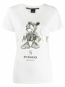Pinko Uniqueness T-shirt - White