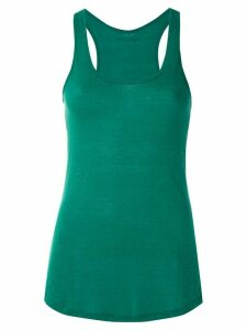 Track & Field Softmax A-line tank top - Green