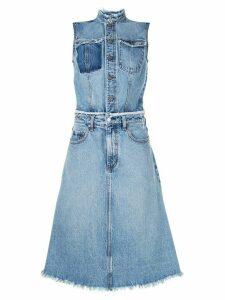 Nobody Denim Vita denim dress - Blue