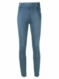 Nobody Denim Moda Ankle Crop jeans - Blue