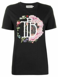 Preen By Thornton Bregazzi Kida crew neck T-shirt - Black
