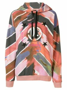 P.E Nation Co-Driver hooded sweatshirt - Multicolour