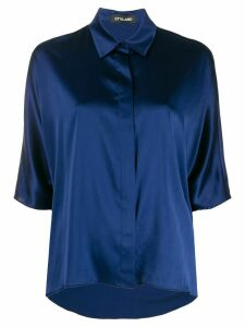 Styland short sleeved shirt - Blue