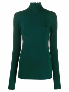Styland turtle neck jumper - Green