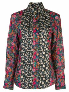 Vivienne Westwood Amazon floral shirt - Multicolour