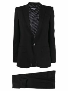 Dsquared2 cropped trouser suit - Black