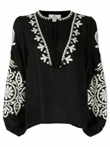 We Are Kindred Positano blouse - Black