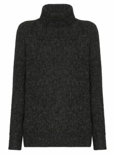 Nili Lotan Douglas chunky knit jumper - Grey