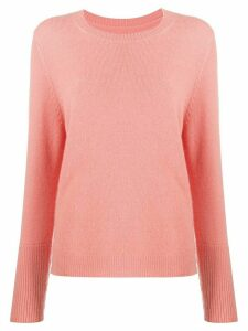 Chinti and Parker cashmere knitted jumper - PINK