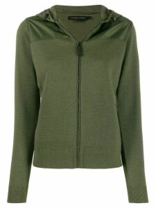 Canada Goose WindBridge zipped front hoodie - Green