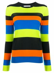 Chinti & Parker striped jumper - Blue