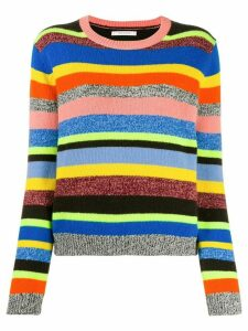 Chinti & Parker striped knit jumper - Blue