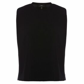 IN. NO - Blue Aria V Neck Sweater