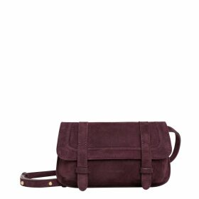 IN. NO - Navy Opera Lurex Tulle Layered Sweater