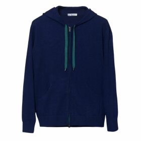 Lobo Mau - Black & White Striped Turtleneck