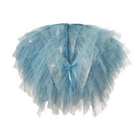 By Moumi - Tulle Bolero Cloudy Blue
