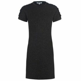 Kenzo Kenzo Lurex Dress Ld01