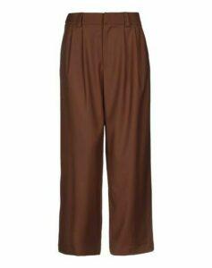 SOALLURE TROUSERS Casual trousers Women on YOOX.COM
