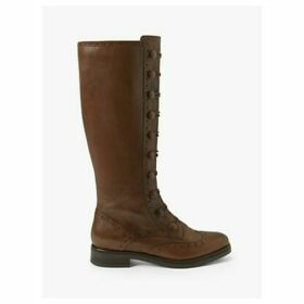 John Lewis & Partners Sabrina Leather Riding Boots