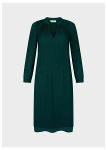 Emilia Dress Dark Green