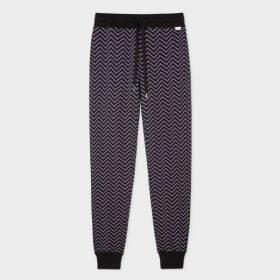 Women's Grey 'Leopard' Print Funnel Roll Neck Sweater