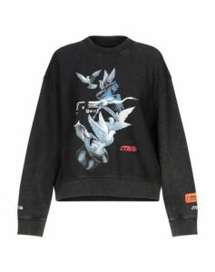 HERON PRESTON TOPWEAR Sweatshirts Women on YOOX.COM