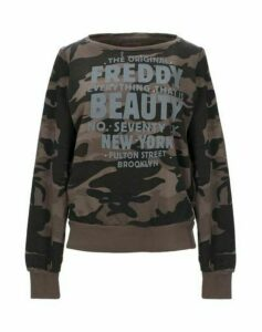 FREDDY TOPWEAR Sweatshirts Women on YOOX.COM