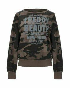 FREDDY TOPWEAR Sweatshirts Women on YOOX.COM