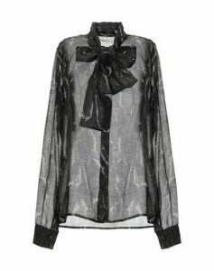 SAINT LAURENT SHIRTS Shirts Women on YOOX.COM