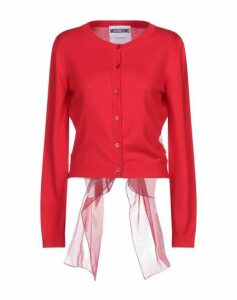 MOSCHINO KNITWEAR Cardigans Women on YOOX.COM