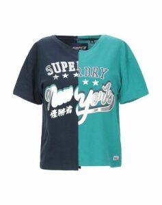 SUPERDRY TOPWEAR T-shirts Women on YOOX.COM