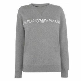 Emporio Armani Logo Sweatshirt