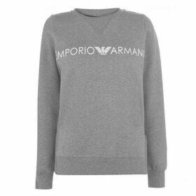 Emporio Armani Underwear Logo Sweatshirt