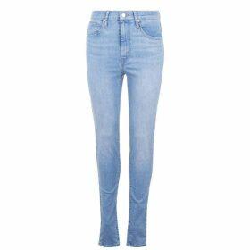 Levis Levis Mile High Super Skinny Jeans - Between