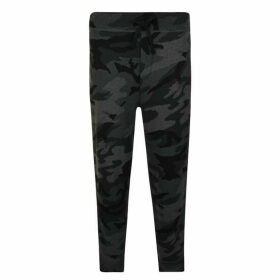POLO RALPH LAUREN Camouflage Jogging Bottoms - Black