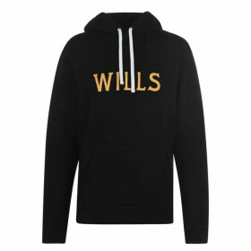 Jack Wills Feltford Wills Hoodie - Black