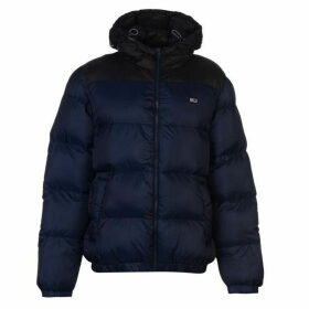 TOMMY JEANS Classic Puffa Jacket - None