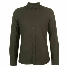 Firetrap Basic Oxford Shirt - Khaki
